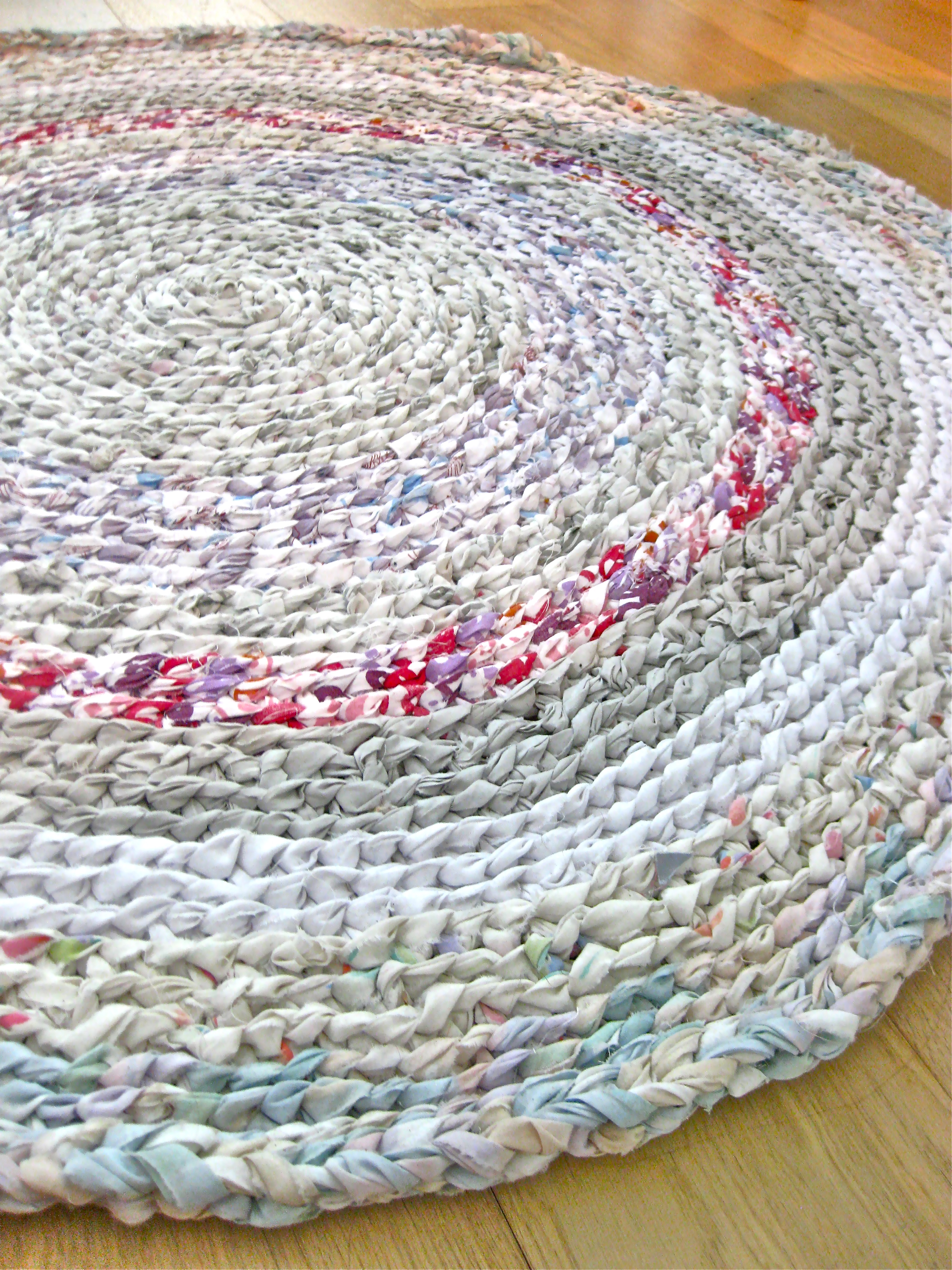 My First Rag Rug! | Making Things is Awesome | Quilts ...