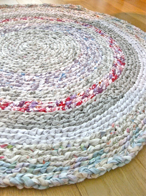 My First Rag Rug!