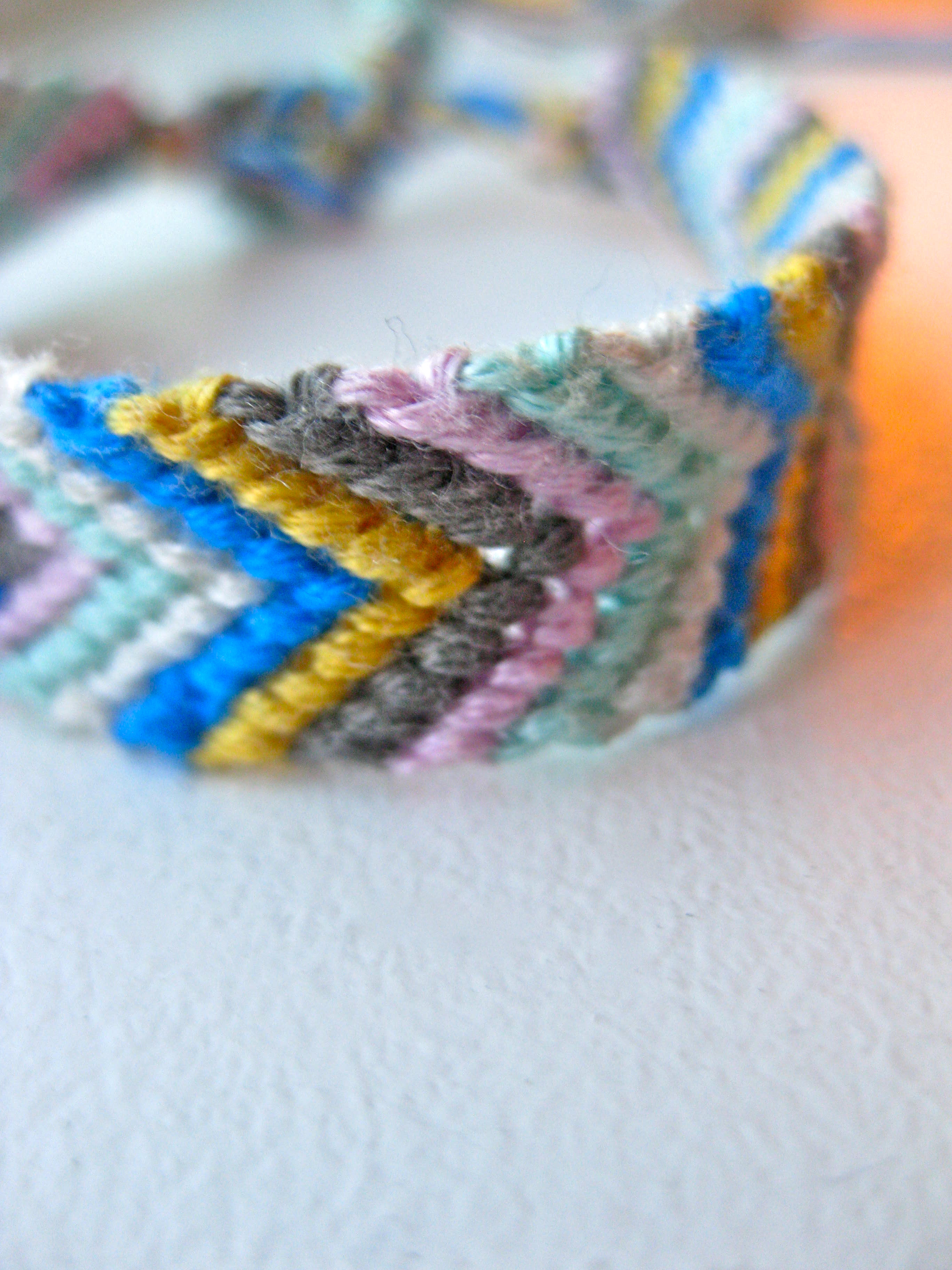 Diy friendship bracelets making things is awesome