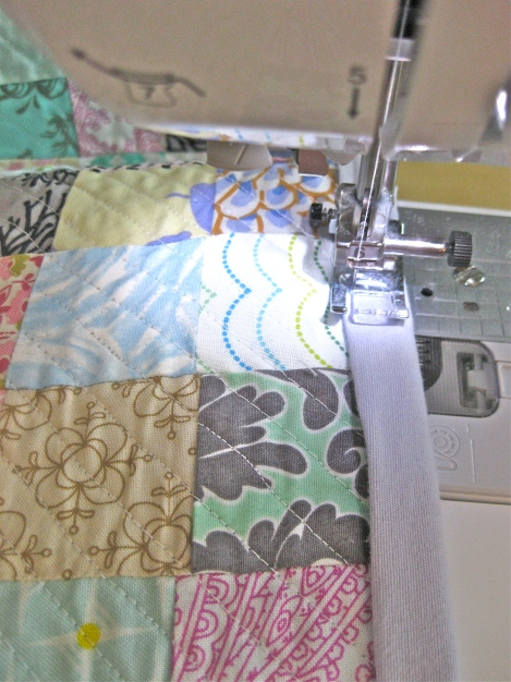 Queen Size Faux Chenille Quilt Tutorial Making Things Is