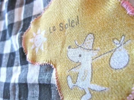 """Super Cute """"Le Soleil"""" Bib!"""